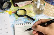 Путешествие: прогнозы и планирование. .<br />Преподаватель: <strong>Елена Фролова, Наталия Цыганова</strong>